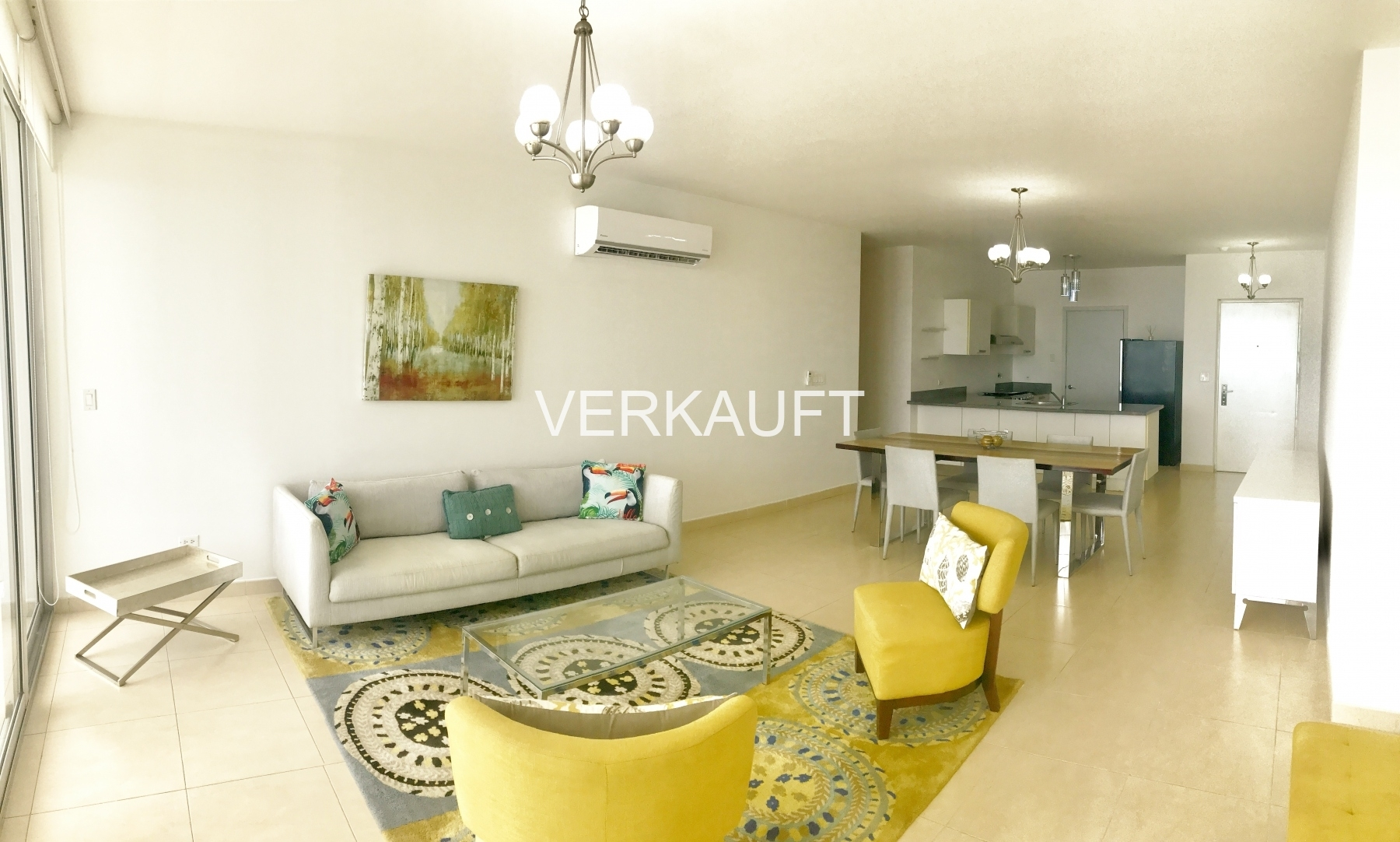 Living-dining-room-kitchen
