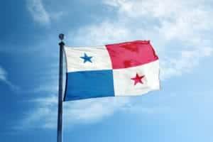 Panama Flagge