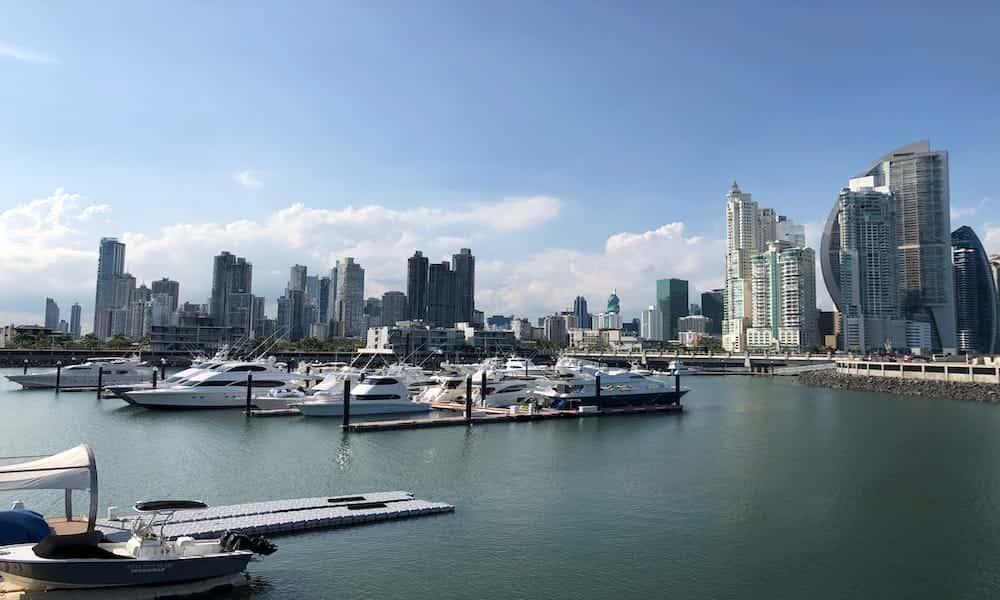 Ocean Reef Marina Panama City