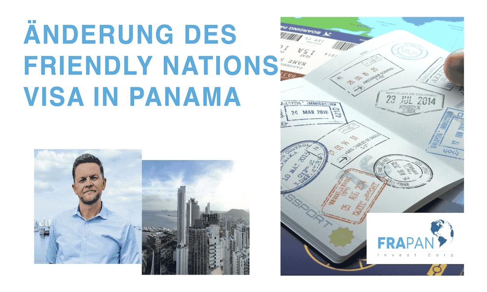 Friendly Nations Visa